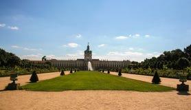 Charlottenburg-Schloss stockbilder