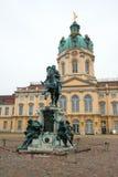 Charlottenburg Schloss стоковая фотография rf