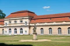 Charlottenburg Schloss foto de archivo libre de regalías