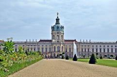 Charlottenburg slott Arkivfoto
