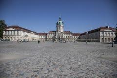 Charlottenburg slott Royaltyfri Fotografi