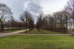 Charlottenburg slott, Berlin royaltyfri bild