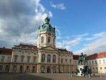 Charlottenburg slott, Berlin, Tyskland Royaltyfri Foto