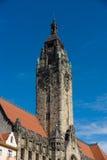 Charlottenburg Town Hall Royalty Free Stock Image