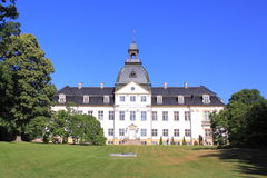 Charlottenlund Palace Royalty Free Stock Photo