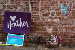James Alex Fields Jr. Trial Begins. Charlottesville , Virginia United States November 26 , 2018 Jury selection started on Monday for the murder of Heather Heyer stock image