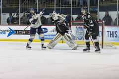 QMJHL Goaltender Daryl MacCallum Royalty Free Stock Photos
