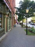 Charlottetown Stock Image