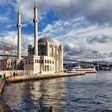 Charm of Istanbul Stock Photos