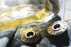 Charm perfumes and fashion Stock Image