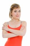 Charm portrait Stock Image