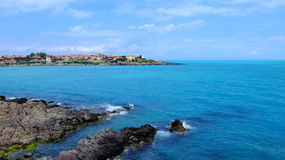 The charm of Sozopol Stock Images