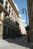 charmant城市墨西哥街道 免版税库存图片