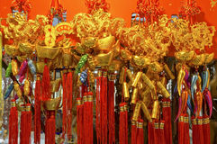 Charmes chinois Photo stock