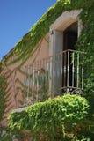 Charmeur en balkon Juliet Royalty-vrije Stock Fotografie
