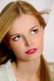 charmig flicka Royaltyfria Foton
