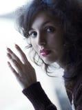 charmigt flickabarn Fotografering för Bildbyråer