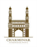 Charminar Obraz Royalty Free