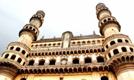 Charminar, Haidarabad, India Fotografie Stock