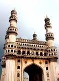 charminar hyderabad Индия стоковые фото
