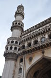 Charminar in Hyderabad Stockfotos