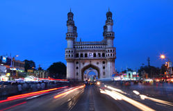 Charminar in Hyderabad Stock Photos