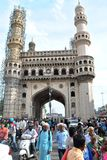 Charminar, hyderabad Foto de Stock Royalty Free