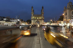 Charminar hyderabad india Royalty Free Stock Photos