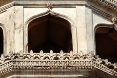 Charminar Hyderabad, Indien Arkivbild