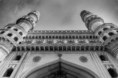 Charminar, Hyderabad, la India Imagenes de archivo
