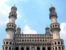 Charminar, Hyderabad, la India Foto de archivo