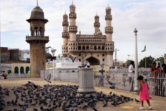 Charminar,Hyderbad Royalty Free Stock Photos