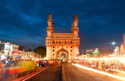 Charminar In Hyderabad Stock Photography