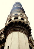Charminar minaret, hyderabad, India Stock Image