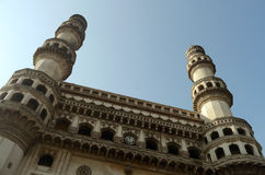 Charminar mosque, hyderabad Royalty Free Stock Photography