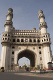 Charminarhyderabad Oriëntatiepunt Stock Afbeeldingen