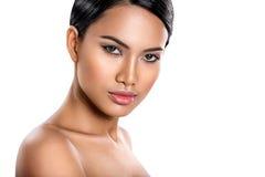 Charming Asian  woman Stock Photo