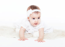 Charming babe Royalty Free Stock Images