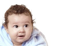 Charming baby. Stock Images