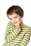 Charming boy Stock Photo