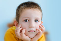 Charming boy Stock Photography