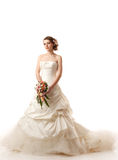 Charming bride Stock Image