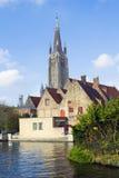 Charming Brugge Stock Photo