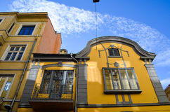 A charming building  in the old centre of Sofia , Stock Image
