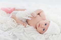 Charming child. Royalty Free Stock Photography