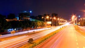 Charming city night Royalty Free Stock Image