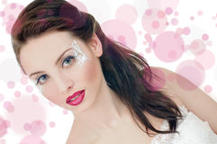 Charming face Royalty Free Stock Photo