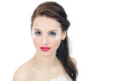 Charming face Royalty Free Stock Photos