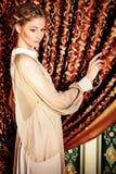 Drapery folds Royalty Free Stock Photos
