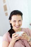 Charming female Stock Photography